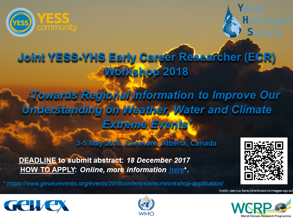 Joint_YESS-YHS_ECR_Workshop_2018_SummaryFlyer_V1